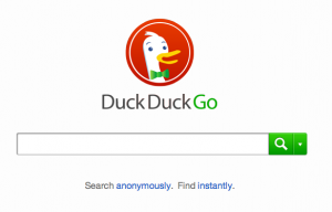 DuckDuckGo screen shot