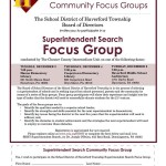 HSD looking for a new superintendent