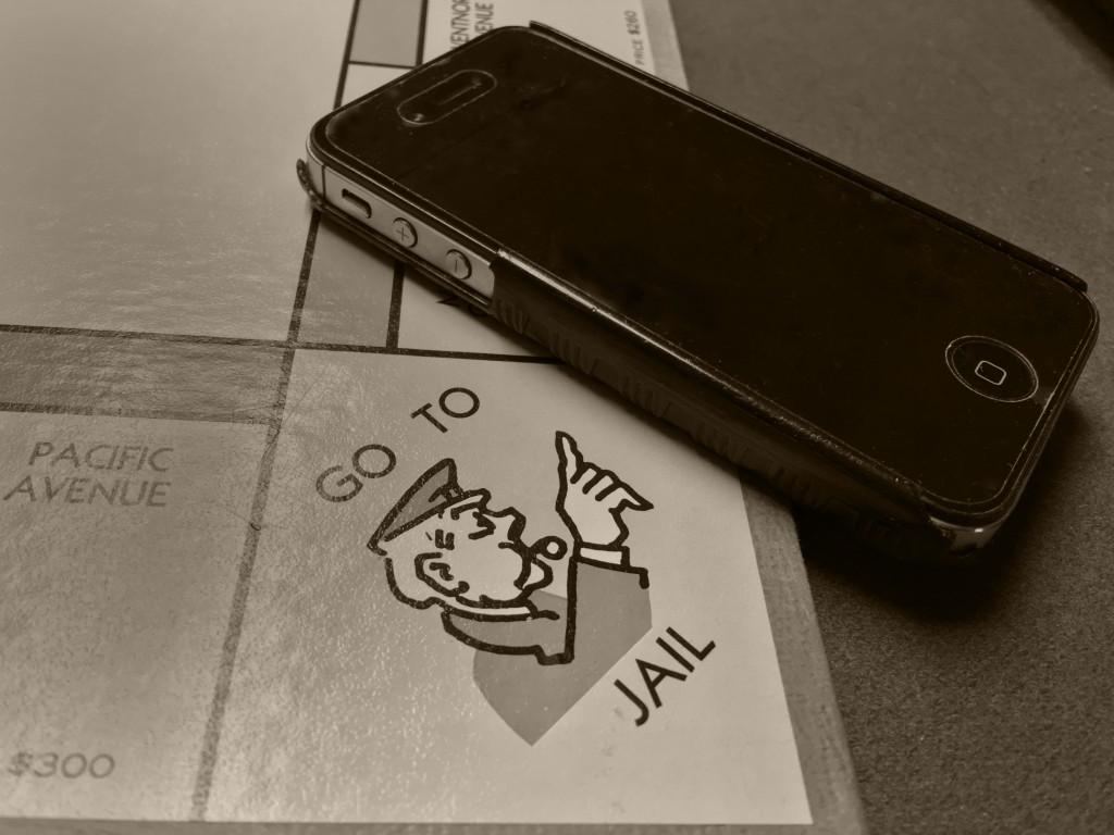 phonejail