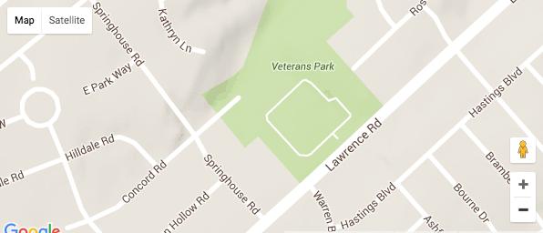 Surrounding Streets Veterans