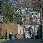 basketball hoops in havertown