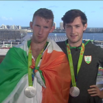 screen shot of the two Irish brothers taken from their video interview